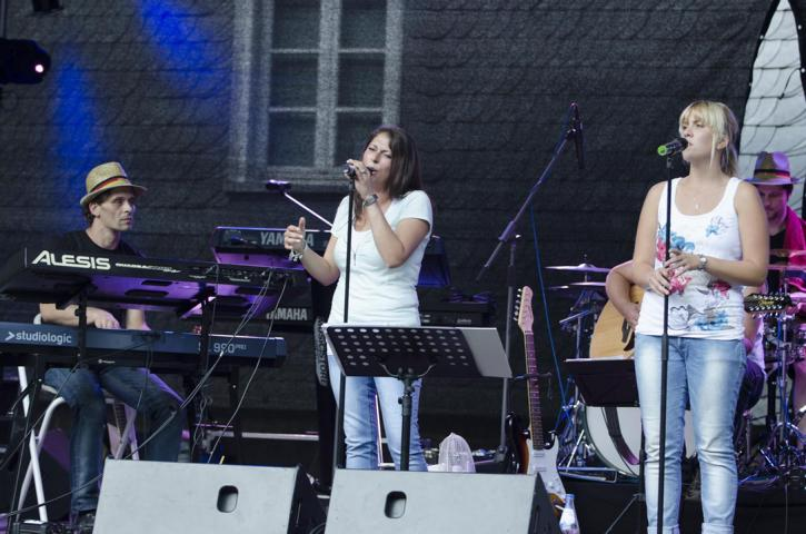 Pure Voices Band